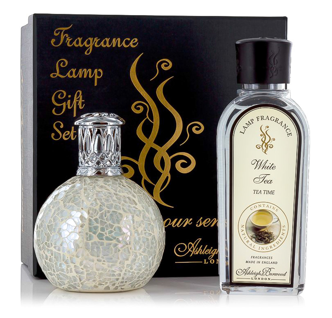 "Geschenk-Set ""The Pearl + White Tea"""