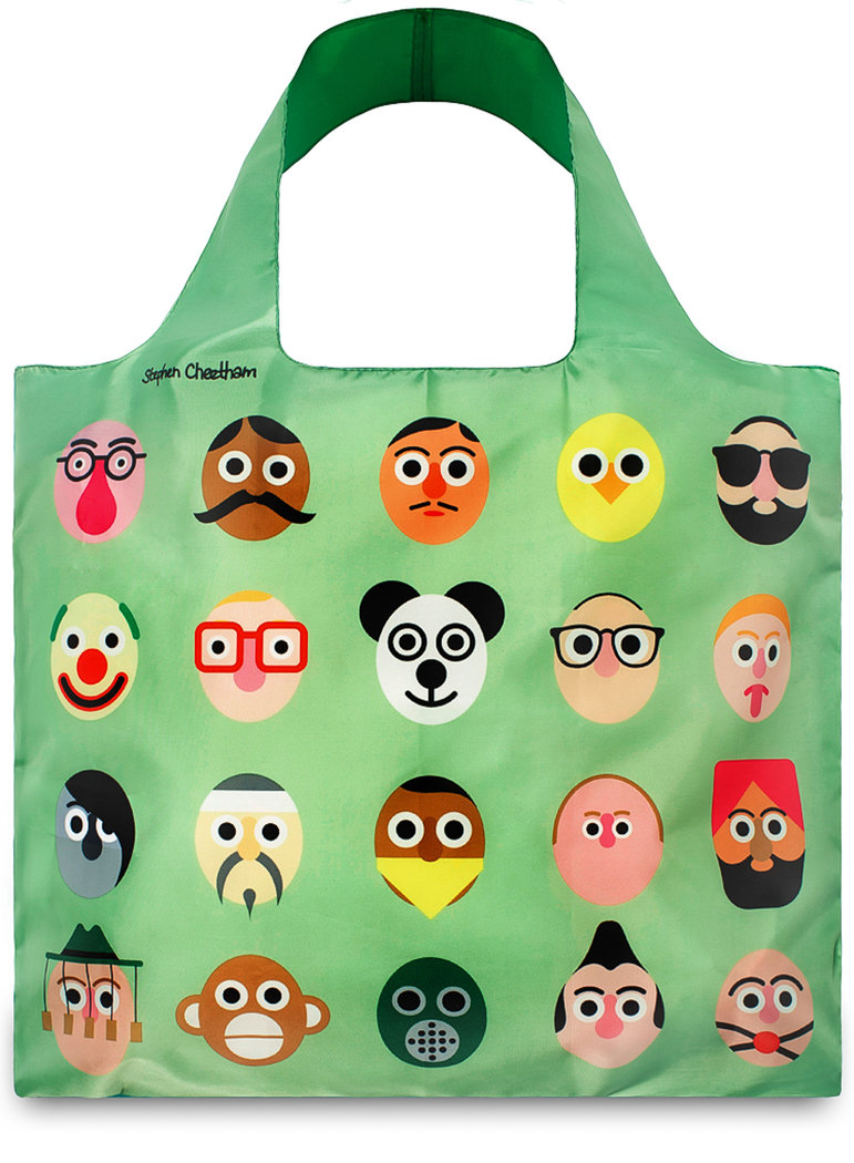 "Shopper ""Faces"""