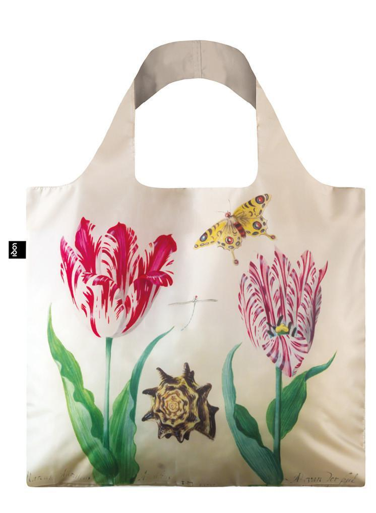 "Shopper Kunst-Kollektion ""Two Tulipes"""